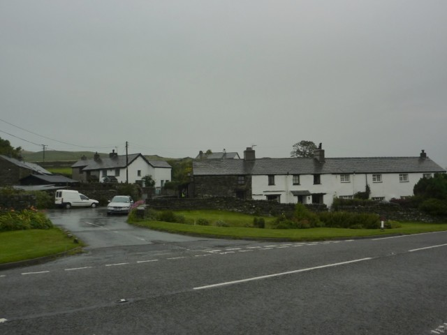 Gawthwaite on the Cumbria Way