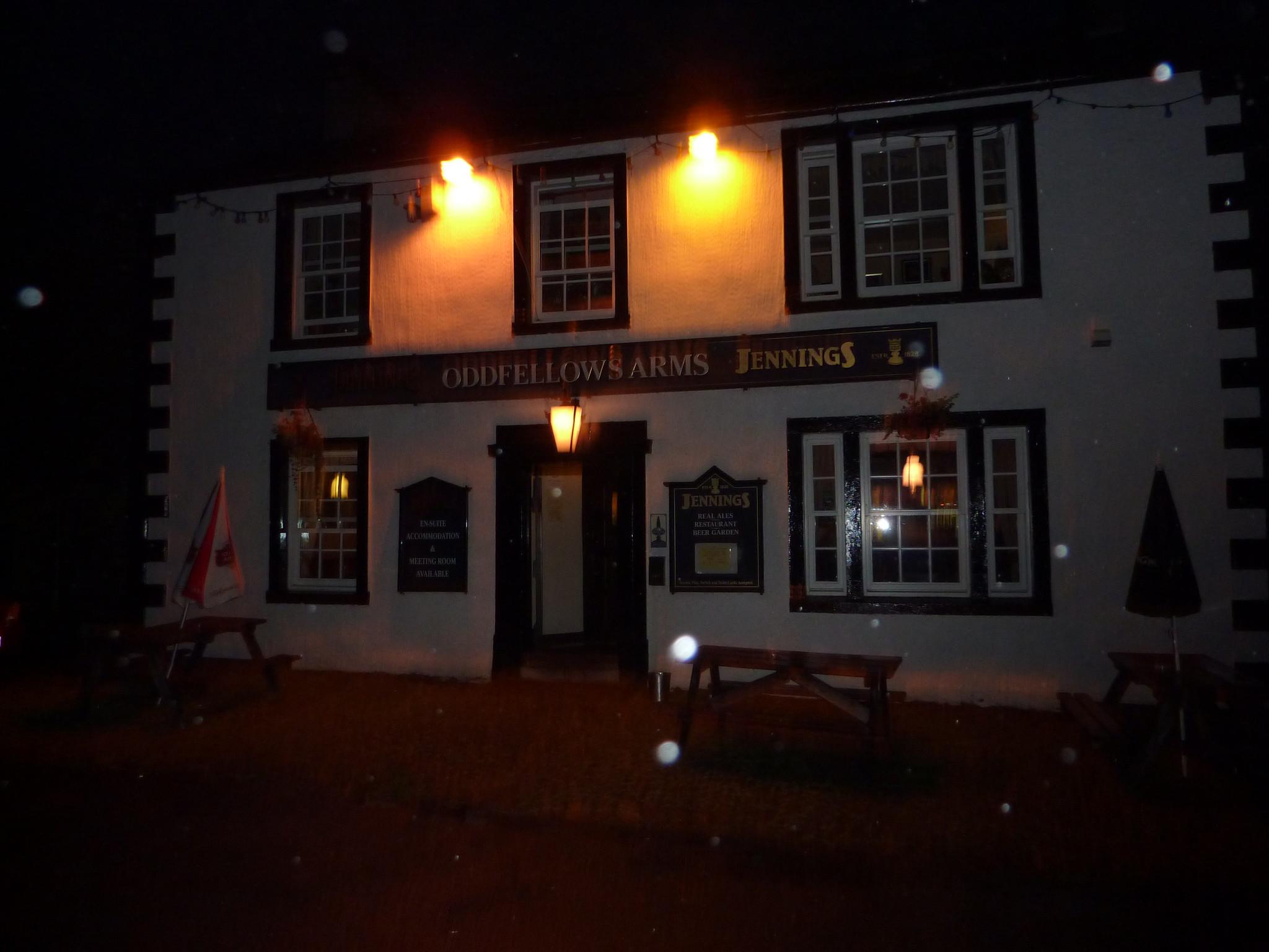 The Oddfellows Arms, Caldbeck