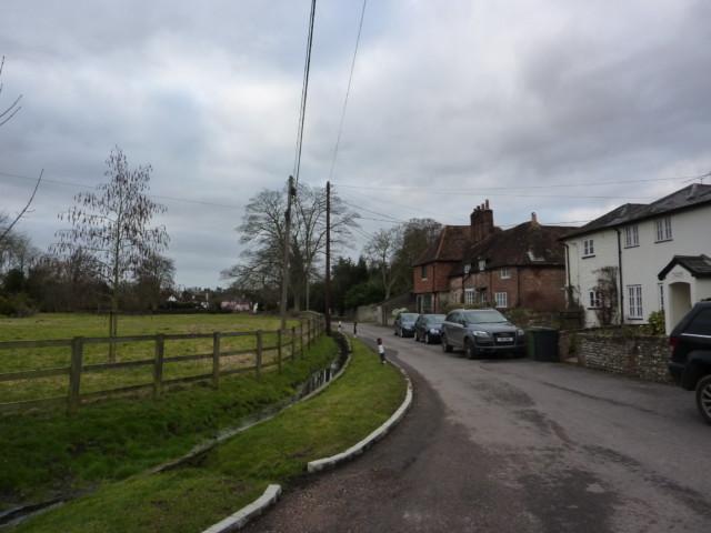 Exton village