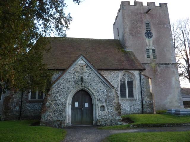 The church in Singleton