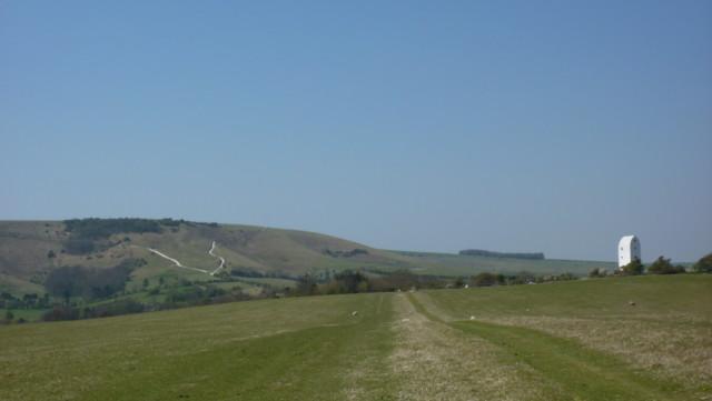 Ashcombe Windmill near Lewes