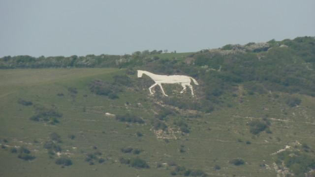 Litlington White Horse