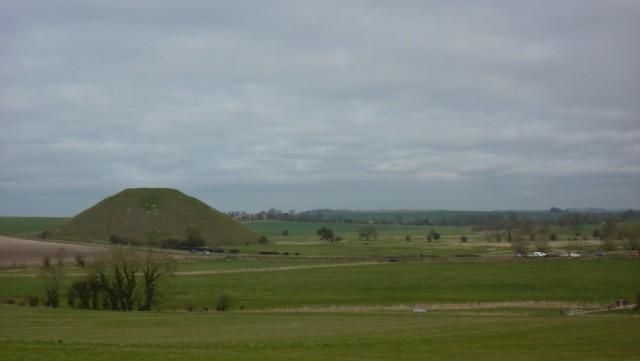 Silbury Hill, near Avebury