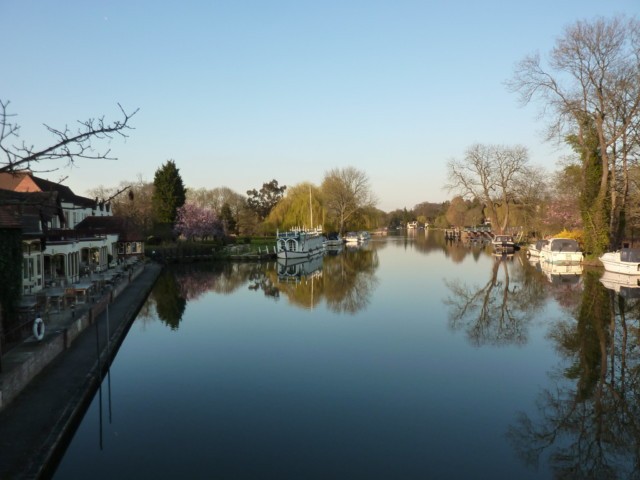 Goring on the River Thames