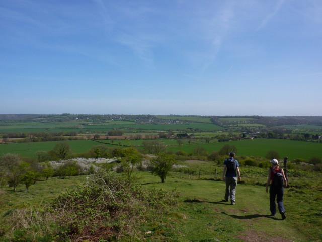 Lodge Hill on the Ridgeway