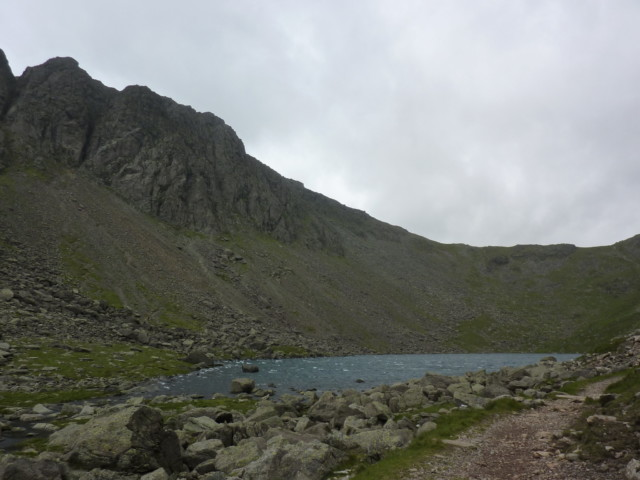 Goats Water, near the Old Man of Coniston