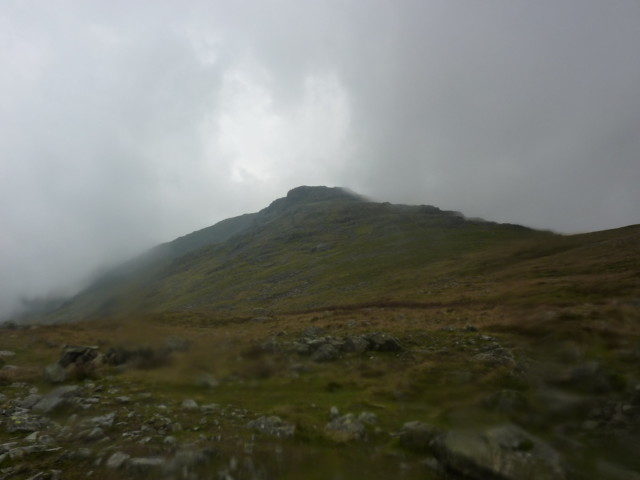 Esk Pike in the distance
