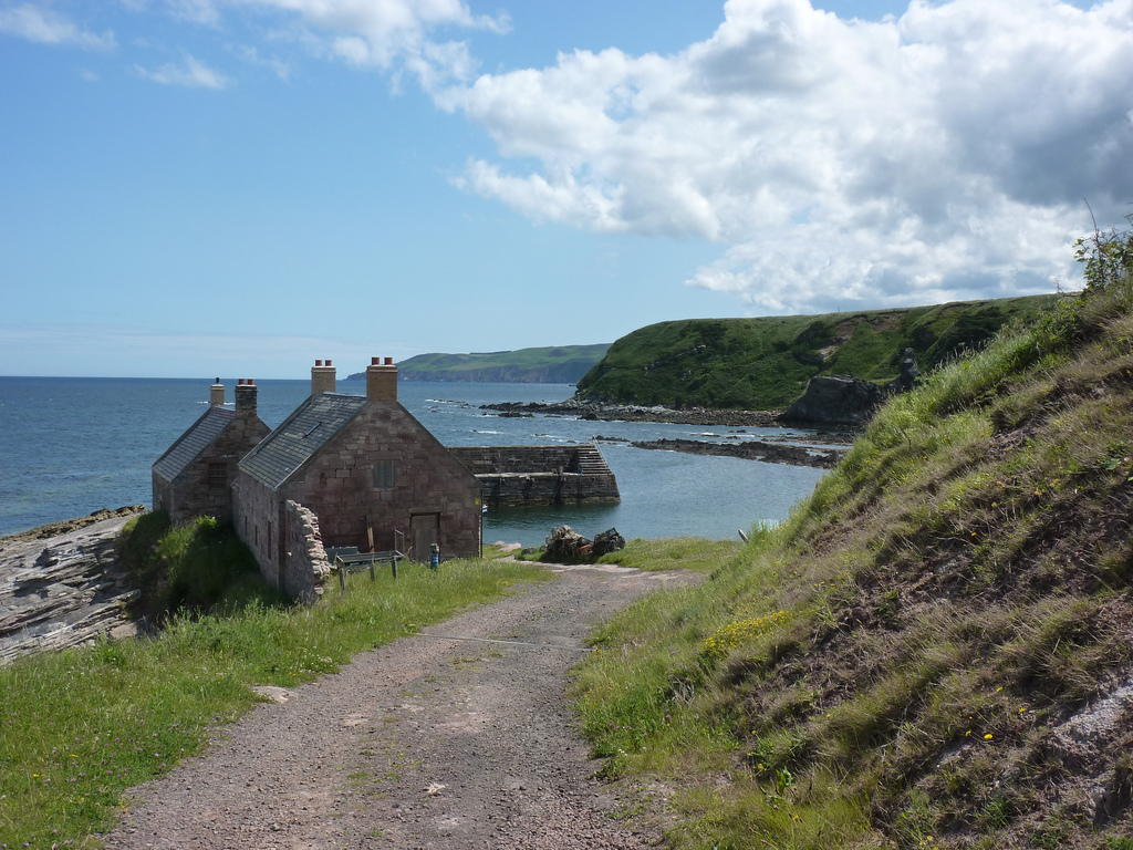 Cottages at Cove Harbour