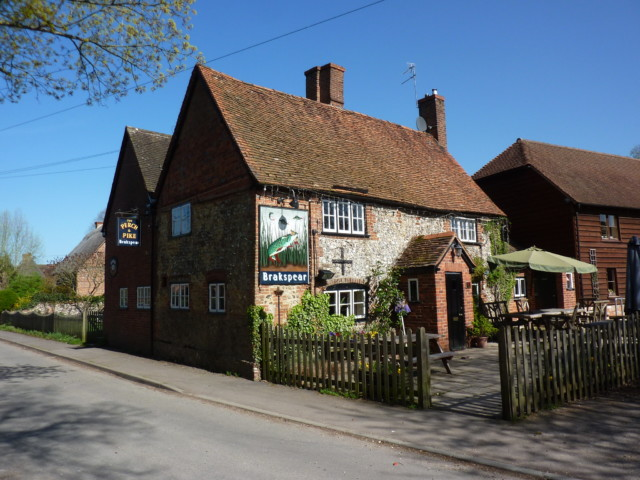 Perch and Pike Pub, South Stoke