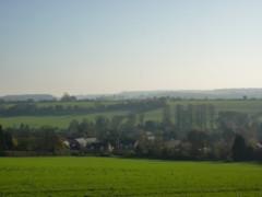View of Kings Somborne