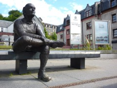 A New Ending – Re-finishing the West Highland Way