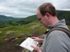 Reading a Wainwright