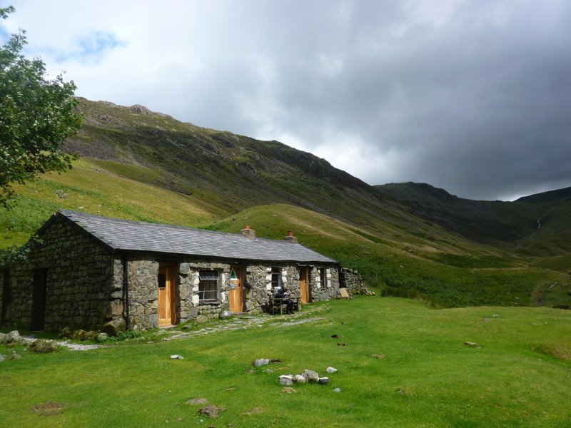 Black Sail YHA in the Lake District