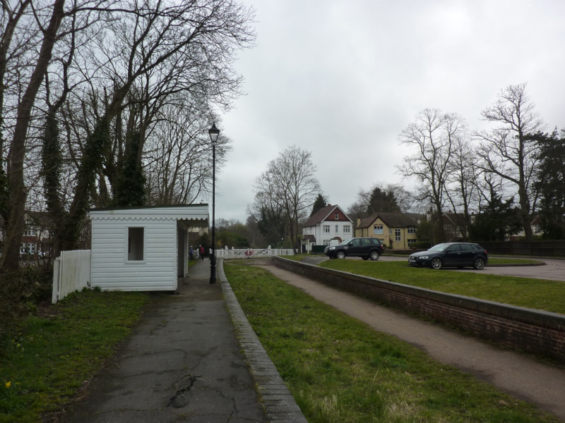 Bramley and Wonersh station