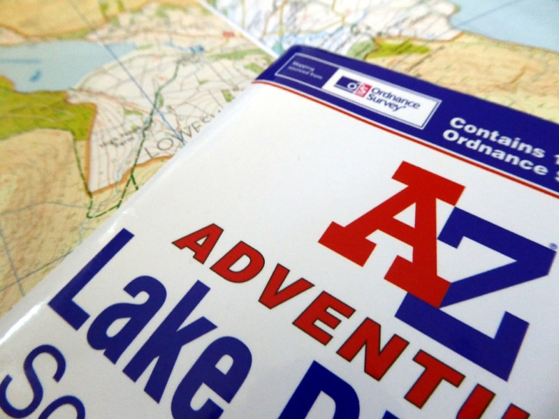 A to Z Adventure Atlas