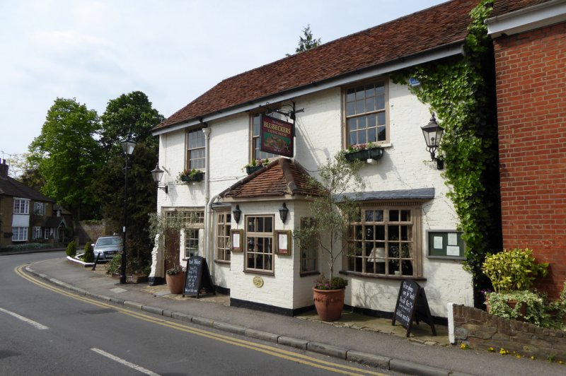 Blubeckers Eating House, Shepperton