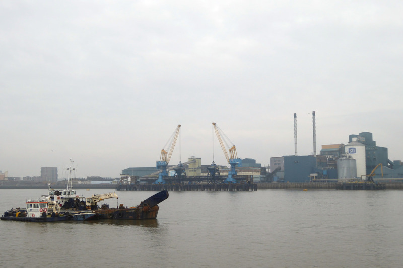 Tate and Lyle at Silvertown