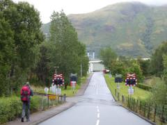 Near Lochaber Smelter in Fort William
