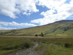 Slopes of Beinn Clianaig