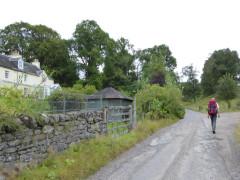Near Inverlair Lodge