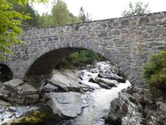 Feshie Bridge, over the River Feshie
