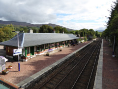 Spean Bridge railway station