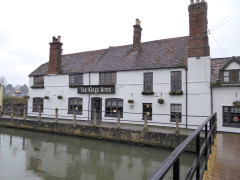 Kings Arms pub, Sandford-on-Thames