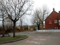 Farnborough village