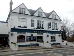 The Fox Inn pub in Keston