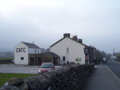 Pen-y-ghent Cafe in Horton-in-Ribblesdale