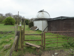 Small observatory in Kenley