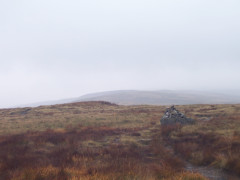 On Great Shunner Fell