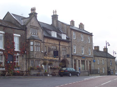 The Teesdale Hotel in Middleton-in-Teesdale