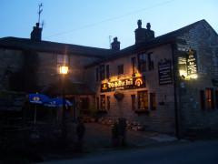 The Old Silent Inn, near the Pennine Way