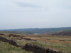 Wessenden Head, on the Pennine Way
