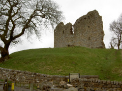Thirlwall Castle near Greenhead
