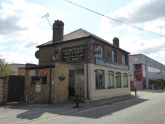 The former Brickmakers Pub