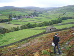 The Yorkshire Dales near Thwaite