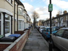 London LOOP sign in Enfield