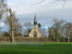 St John's Church in Crews Hill