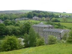 Clough Mill in Little Hayfield