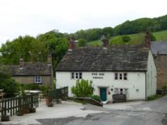 Fox Inn pub, Brookbottom