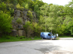 Bowden Bridge car park