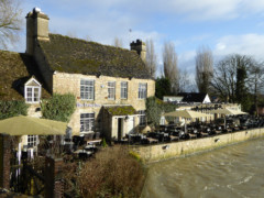 The Trout Inn at Wolvercote