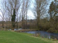 The River Thames near Kemble