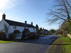 Cottages at Upper Inglesham