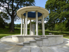 The Magna Carta Memorial, Runnymede