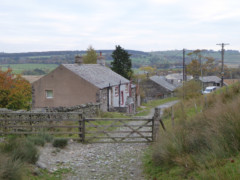 The hamlet of Mosedale