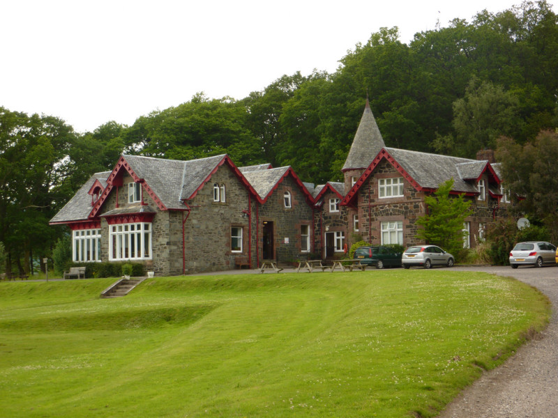 Rowardennan Hostel