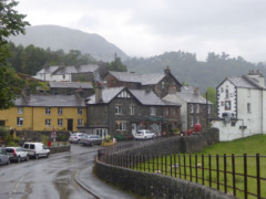 Patterdale, in the rain